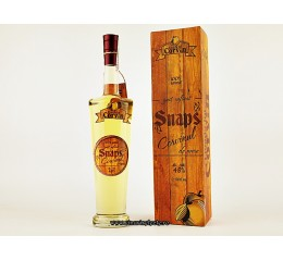 "Rachiu De Mere ""Snaps Corvinul"" Grand Oval  0.5 l 48% vol"