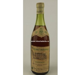 Bordeaux Margnat  Monopole 1968