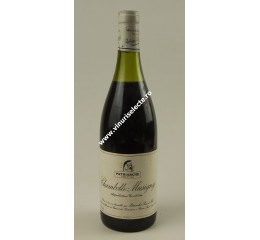 Chambolle Musigny1960-1980